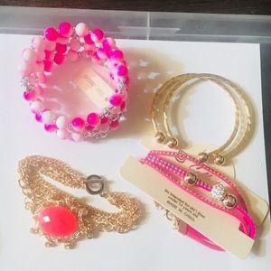 Jewelry - Set Of Bracelets #B1007